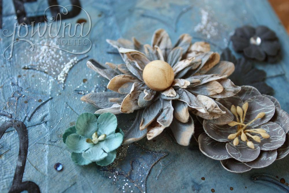 flower dwetail