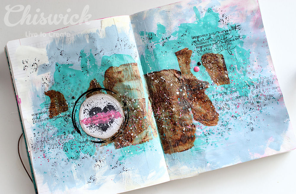 art journal page - Copy
